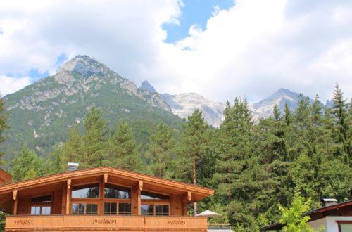 Neubauprojekt 2018 Tiroler Chalet in Traumlage