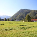 Traumhaftes Grundstück in bester Lage am Fuße der Loferer Steinberge