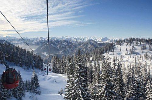 6 ETW in einem Landhaus in Südlage unweit zum Skigebiet