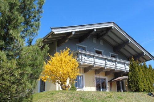 Gepflegtes Landhaus in perfekter Aussichtslage
